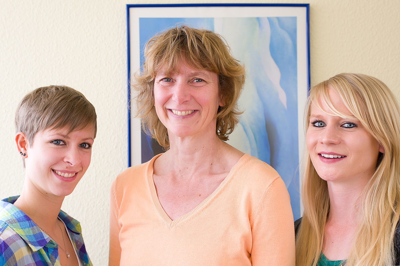 Bilder für die Logopädiepraxis Alida Zuidhof
