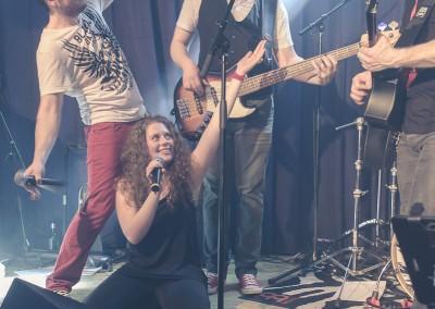 Elfriedes Journey im Musikpark Maulbronn
