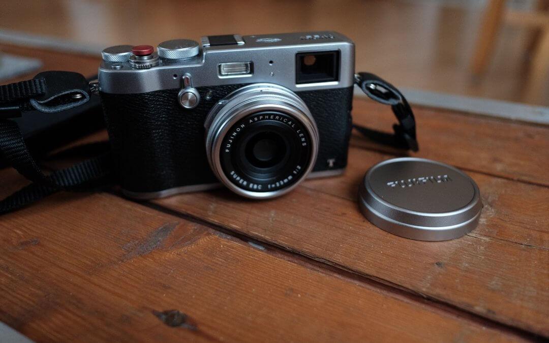 Fotografie Workshop, Fuji100T, Kamera, Kameraansicht