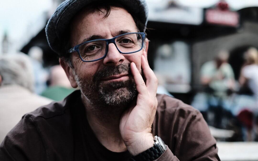 Portrait Oliver Keller